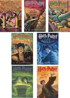 Complete Harry Potter Bk 1-7 Novel Units ~ Common Core Aligned