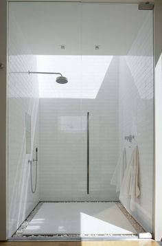His Dream Shower Master Bath but add bench