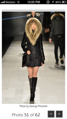 Love this from Rudsak's fall 13/14 collection