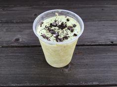 4-Ingredient No-Machine Matcha-Oreo Ice Cream