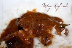 A simple pepper gravy/Milagu kuzhambu which tastes very good when we have cold nn cough...