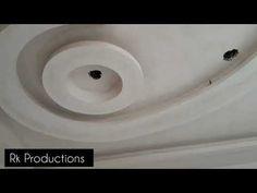 Hall pop Designs - YouTube Interior Ceiling Design, House Ceiling Design, House Design, Best False Ceiling Designs, Simple False Ceiling Design, Pop Design Photo, Picture Design, Living Room Designs, Youtube