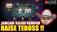 Jangan mau kalah Raise Terus di Meja Poker IDN PLAY !! Arcade Games, Poker, Play, Youtube, Youtubers, Youtube Movies