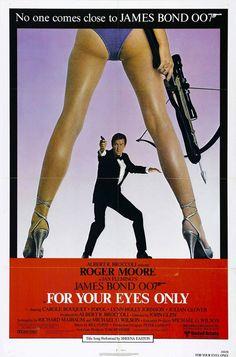 For Your Eyes Only (007). John Glen. 1981