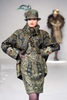 Slava Zaitsev – Russian fashiondesigner