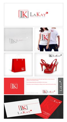 Woman's High-Fashion logo Needed for LaKay by ceecamp