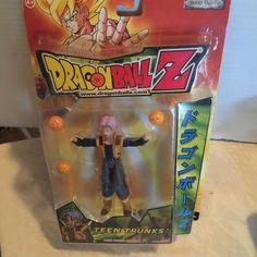 Dragon Ball Z Teen Trunks Kid Buu Saga Series 14