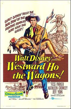 Disney's Westward Ho, the Wagons