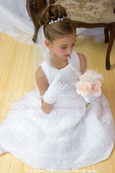 First Communion Dress Style 6500 More