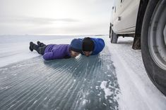 Have you been to the Arctic on an Ice Road? If not, plan a trip toTuktoyaktuk, Northwest Territories. AND here is our guide on how to do the Ice Road from Inuvik to Tuktoyaktuk.