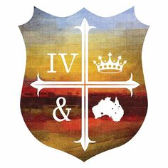 For King and Country Crest ... beautiful! These guys rock and are so much fun! I do believe the Lord Jesus smiles down on these guys ... well done servants of God!