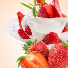 Natures Garden Strawberries and Cream Fragrance: Highly requested fragrance! The aroma of fresh, juicy strawberries with just the right amount of creamy sweetened whipped cream.  #fragrance #fragranceoil #fragranceoils