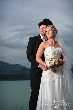 Wedding photo gallery from Mount Vernon Lodge in Akaroa. Photographed by Christchurch wedding photographer Anthony Turnham of SNAP! Intimate Photography, Couple Photography, Wedding Photography, Wedding Photo Gallery, Wedding Photos, Grooms, Beautiful Bride, Brides, Poses