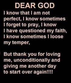 Thank you dear GOD for loving me leading me the right way? You surround myself with positive people great family and friends? Miracles do happen I believe.