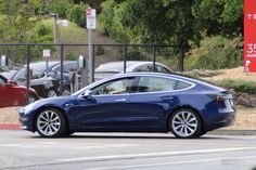 First Look at Tesla'