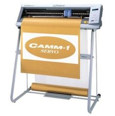 We use a Roland cutting and plotting machine which ensures a quality sharp finish every time.