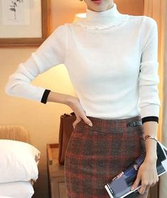 Elegant Turtleneck Solid Color Long Sleeves Sweater For Women Use Code   RGBF1 Get 25% 230febbbe
