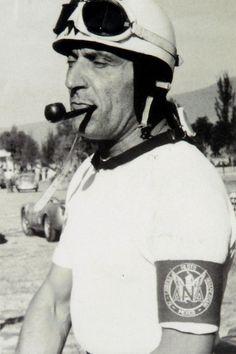 Felice Bonetto.(Manerbio, 9 giugno 1903 – Silao de la Victoria, 21 novembre 1953) è stato un pilota automobilistico italiano.