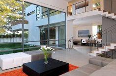 Interiors in House, Palo Alto