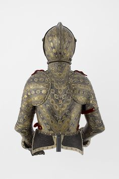 Milan - Foot-combat armour of Prince Charles