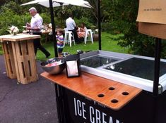 Gallery | Short Batch Ice Cream Co | ice cream cart for hire | Melbourne | Weddings