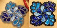 Adventures of an Art Teacher: Melting Glass in Ceramics