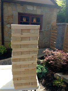 Handmade Gift Ideas for Men 20 Handmade Gift Ideas for Men by . Love the backyard Jenga game out of boards! scroll down to see Handmade Gift Ideas for Men by . Love the backyard Jenga game out of boards! scroll down to see it. Birthday Bbq, 40th Birthday Parties, Birthday Gifts, 30th Birthday Ideas For Men Party, Birthday Memes, Fall Birthday, Birthday Decorations, Outdoor Parties, Outdoor Fun