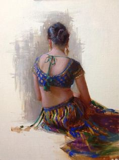 Suchitra Bhosle ~ Indian Figurative painter | Tutt'Art@ | Pittura * Scultura * Poesia * Musica |
