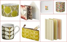 Inspiration Wednesday: Orla Kiely