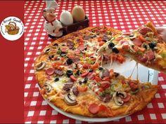 YouTube Pizza Hut, Homemade Beauty Products, Pizza Recipes, Vegetable Pizza, Youtube, Snacks, Food, Wordpress Theme, Kitchen