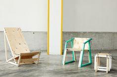 Familie Binder mobilier furniture open source