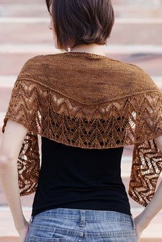 Ravelry: Fucus asparagoides Shawl pattern by Hunter Hammersen