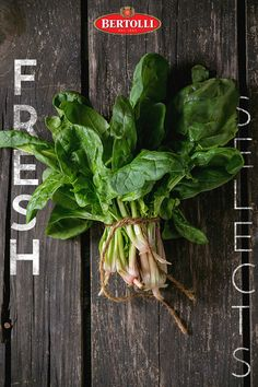 Think you know spinach? It's actually a flowering plant, with leaves that are eaten as a vegetable. And while it won't give you arms like a certain cartoon sailor, it is an excellent source of vitamins, fiber and antioxidants.