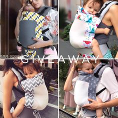 We have a GIVEAWAY on https://www.instagram.com/madame.googoo.baby.carriers/ :) Join us! ❤️