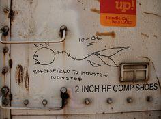 railroad graffiti
