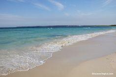 The white sandy beaches of Baru Island Colombia Isla De Rosario and Playa Blanca, Barú –Tropical Paradises of Colombia