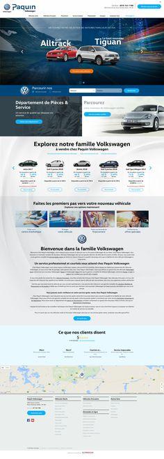 Best Promotional design for car dealers. Get Inspired Today! Web Design Inspiration, Creative Inspiration, Car Websites, Volkswagen, Car Dealers, Promotional Design, Explorer, Behance, Graphic Design