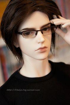Gideon {Felix} - I love this one because he looks like my husband!