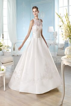 Style Harriot 💟$234.99 from http://www.www.queenose.com   #harriot #weddingdress #bridal #wedding #style #mywedding #bridalgown