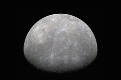 Mercury is shrinking — and 4 other facts we've learned from NASA's MESSENGER probe - Vox