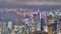Cityscapes, Lights