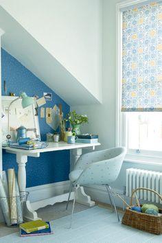 Vanessa Arbuthnott - Office Space (via Achica Living)