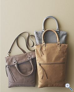 Firenze Convertible Leather Bag