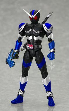 Joker Metal Trigger concept by on DeviantArt Kamen Rider Toys, Kamen Rider Drive, Kamen Rider Wiki, Kamen Rider Series, All Power Rangers, Armor Concept, Character Design, Joker, Geek
