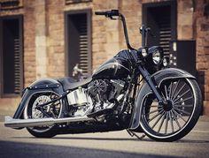 Chicano HD  #chopshop2070 #chopper #bobber #bagger #chopshopantwerp #harleydavidson #chicano #rockabilly #lifestyle #americanmuscle #ricksmotorcycles #germany #allblack ||  ChopShop2070  ||