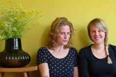 Hoi! Wij zijn Sabine en Pauline van mintyrose, welkom!