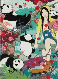 Artist Yumiko Kayukawa