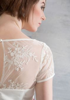 Horse-Drawn Marriage Dress in White | Mod Retro Vintage Dresses | ModCloth.com