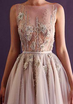 wonderland... • Details - Paolo Sebastian Fall/Winter 2014 Bridal