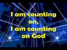 Counting on God- Desperation Band (lyrics)